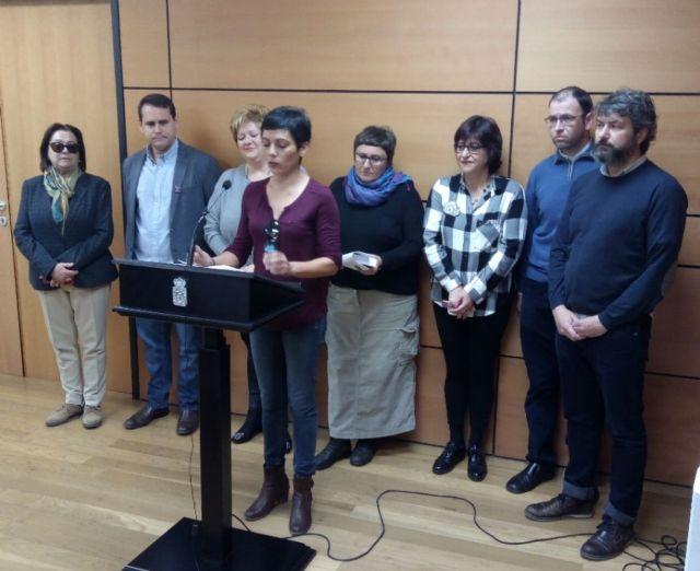 Ahora Murcia exige a Ballesta que vele por que nuestros colegios tengan las mejores condiciones y por el empleo de calidad de los trabajadores - 1, Foto 1