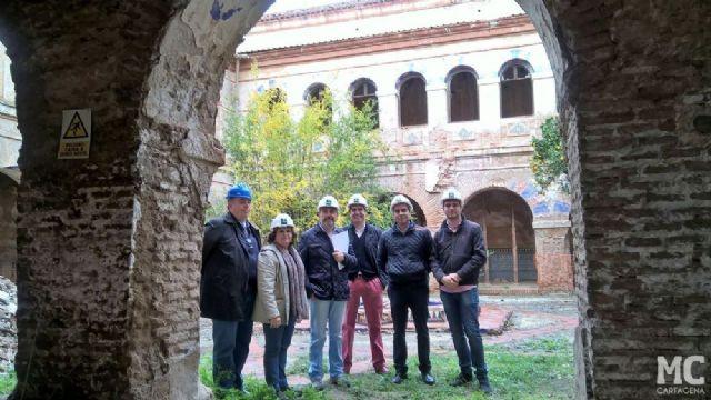 José López celebra que el trabajo y buen hacer de MC haya permitido que el Monasterio de San Ginés de la Jara salga de la Lista Roja de la asociación Hispania Nostra - 1, Foto 1