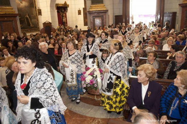 El Ayuntamiento realizara como todos los años la ofrenda floral a la Caridad - 1, Foto 1