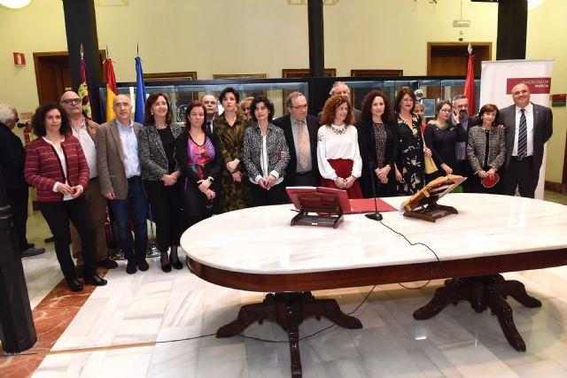 Toma de posesión de profesores titulares y catedráticos de la Universidad de Murcia - 1, Foto 1