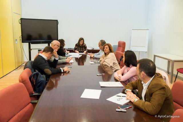 La alcaldesa nombra como presidente de la comision del agua al concejal de Ciudadanos Manuel Padin - 1, Foto 1