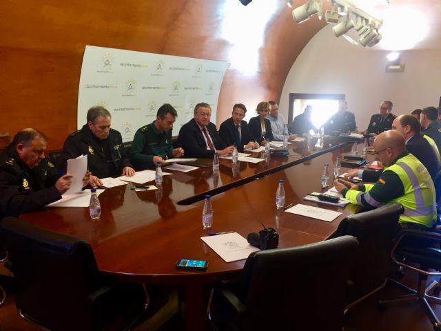 Más de 250 efectivos, entre agentes de Policía Nacional y Guardia Civil, forman el dispositivo de seguridad para la Semana Santa de Lorca - 1, Foto 1