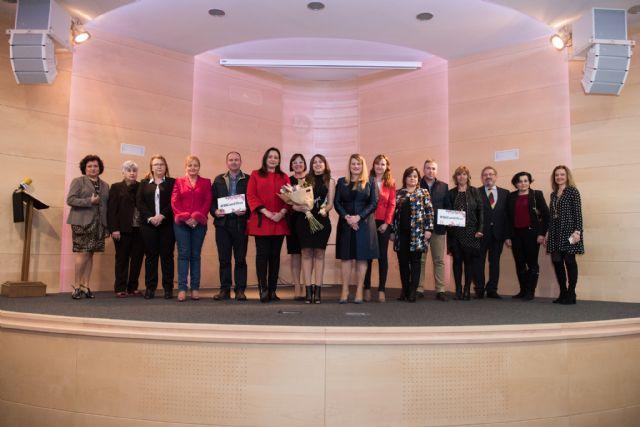 Sheila Templado recibe el premio Mujer mazarronera 2018 - 2, Foto 2