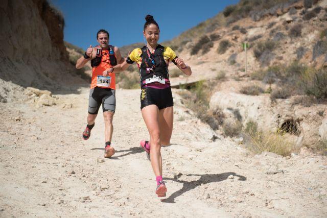 500 corredores se dieron cita en las calas de Bolnuevo para participar en el V cross trail del Club Bahía de Mazarrón, Foto 3