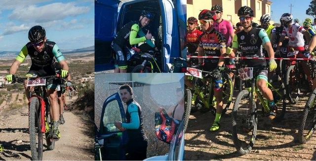 Nuevo podio de Gabri para el Framusa Saltamontes en Fuente Alamo, Foto 2