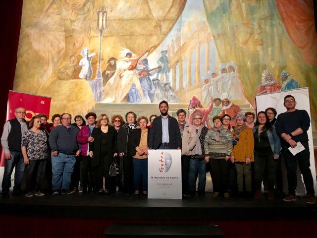 77 mujeres lorquinas participarán en la IX Muestra de Teatro Asociaciones de Mujeres de Lorca - 1, Foto 1