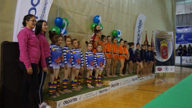 Nuevo éxito del Club Rítmica y Estética Pinatar - 2, Foto 2
