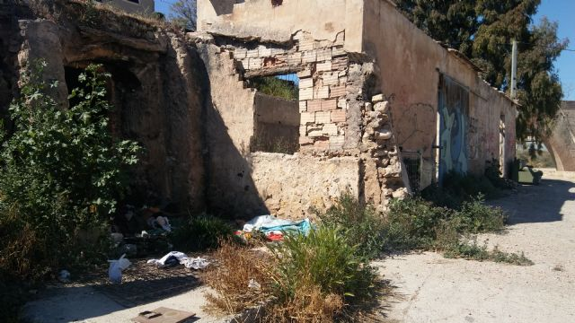 It is approved to start the file to demolish a building located in the Paseo de las Ollerías and Rambla de La Santa - 1