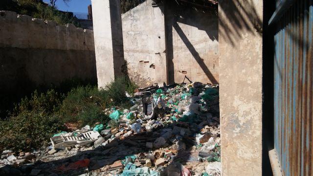 Se aprueba iniciar el expediente para demoler una edificación situada en el Paseo de las Ollerías y rambla de La Santa - 5, Foto 5
