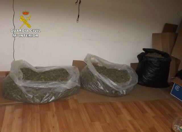 La Guardia Civil desmantela un grupo delictivo dedicado al cultivo ilícito de marihuana en La Unión - 4, Foto 4