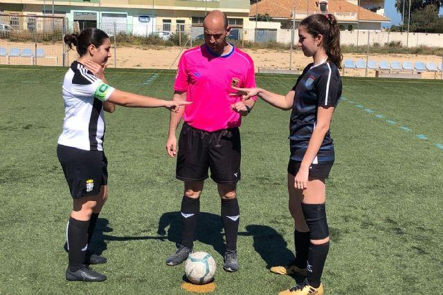 Fundación F.C. Cartagena y A.D. Portmán favoritos para alzarse con el campeonato femenino - 1, Foto 1