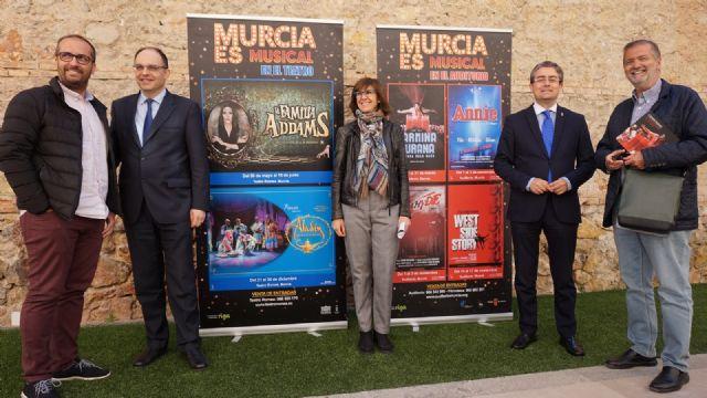 El Auditorio regional recibe a La Fura dels Baus con 'Carmina Burana' y acogerá en noviembre el clásico 'West Side Story' - 1, Foto 1