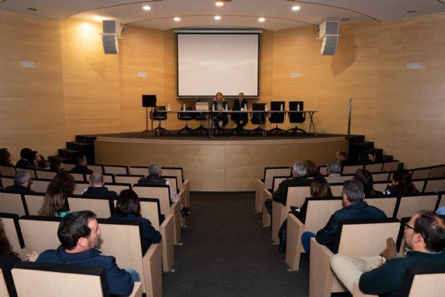 Mazarrón acoge una jornada técnica dedicada al control de plagas en la agricultura, Foto 2