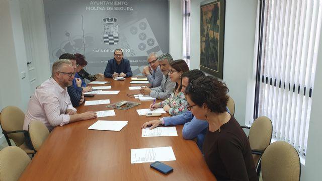 La Junta de Gobierno Local de Molina de Segura aprueba el convenio con la Comunidad Autónoma para la prestación del servicio de ayuda a domicilio - 1, Foto 1