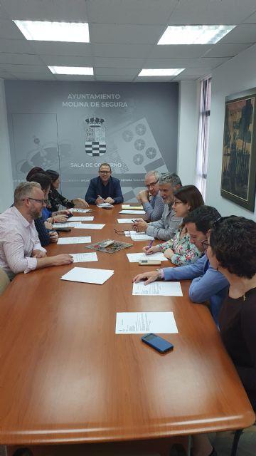 La Junta de Gobierno Local de Molina de Segura aprueba el convenio con la Comunidad Autónoma para la prestación del servicio de ayuda a domicilio - 2, Foto 2