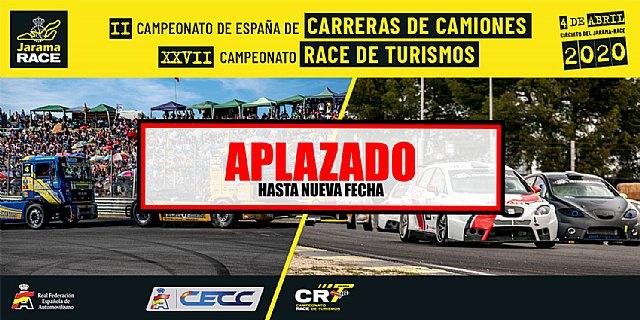 La primera prueba del Campeonato de España de Carreras de Camiones se aplaza hasta nueva fecha - 1, Foto 1