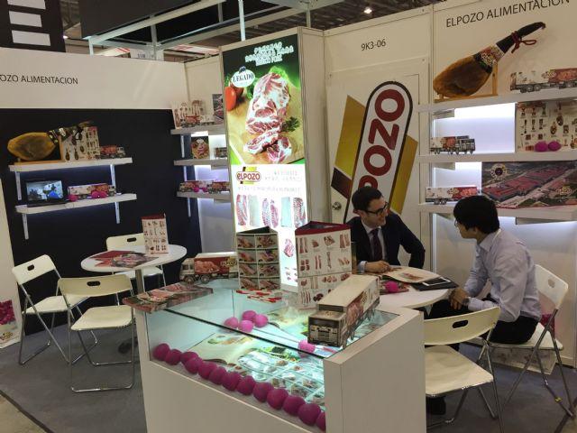 ElPozo Alimentación viaja a Singapur para reforzar su posición en el mercado asiático, Foto 1