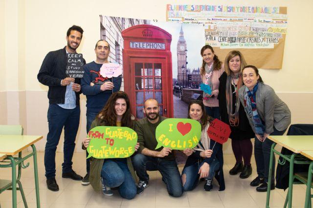 El IES Antonio Hellín celebra sus XII jornadas de convivencia intercultural, Foto 3