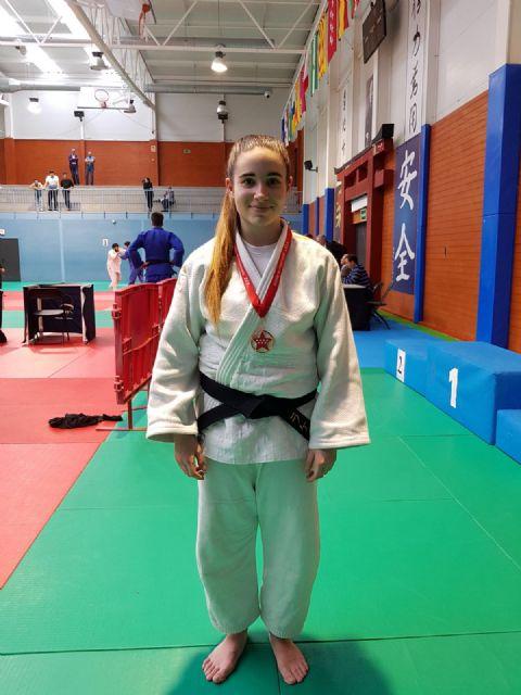 Las alhameñas Raquel e Irene Díaz competirán por los campeonatos de España y Europa de judo, Foto 1