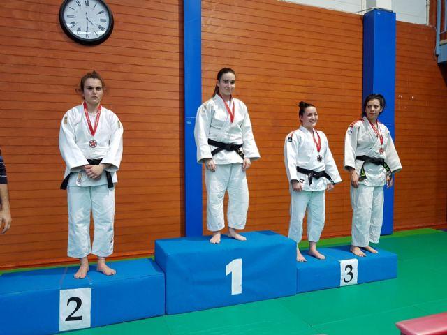 Las alhameñas Raquel e Irene Díaz competirán por los campeonatos de España y Europa de judo, Foto 2