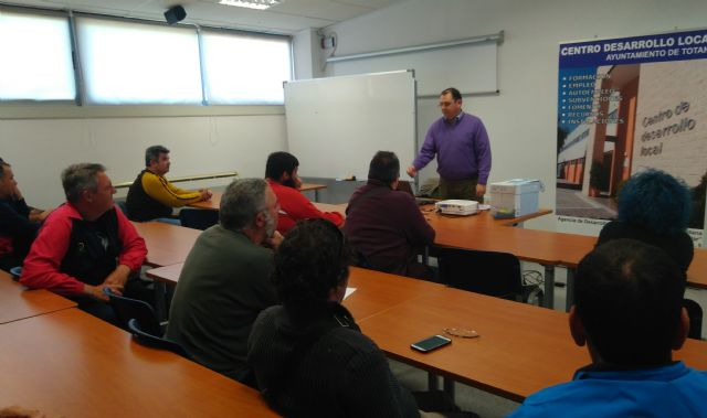 The Almendro and Frutales Grafting Course is inaugurated at the Local Development Center - 1