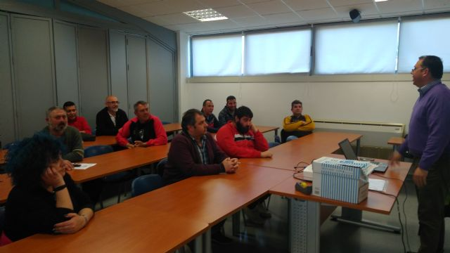 The Almendro and Frutales Grafting Course is inaugurated at the Local Development Center - 2