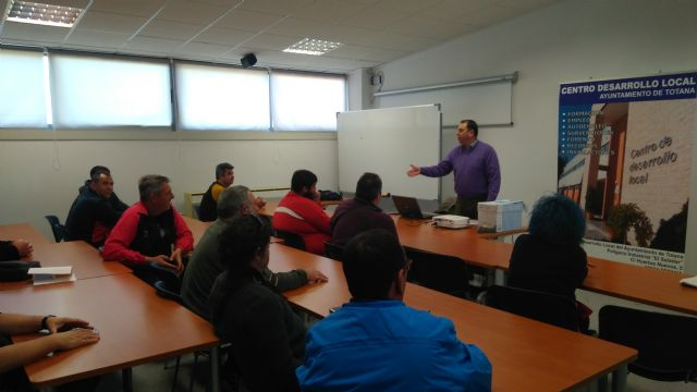 The Almendro and Frutales Grafting Course is inaugurated at the Local Development Center - 3