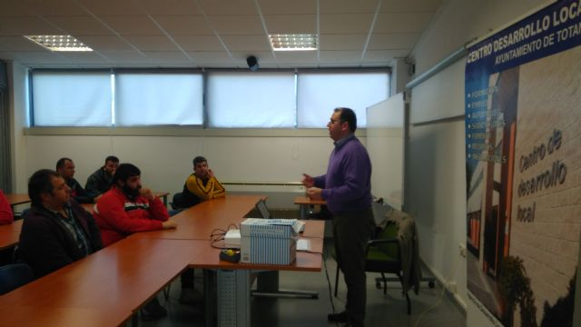 The Almendro and Frutales Grafting Course is inaugurated at the Local Development Center - 4