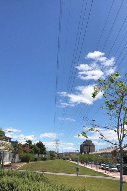 El pedáneo de El Puntal lamenta que el PP siga dando la espalda a los vecinos de Los Rectores con el soterramiento de las torres eléctricas - 3, Foto 3
