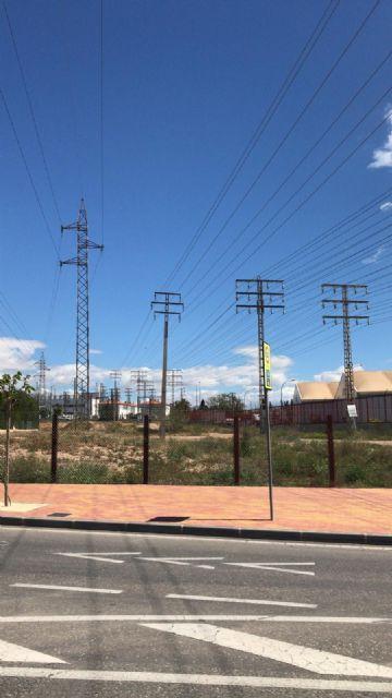 El pedáneo de El Puntal lamenta que el PP siga dando la espalda a los vecinos de Los Rectores con el soterramiento de las torres eléctricas - 4, Foto 4