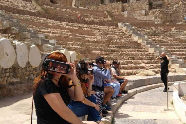 El Teatro Romano de Cartagena amplía su horario en Semana Santa y abrirá sus puertas el Lunes Santo y el Lunes de Pascua - 1, Foto 1