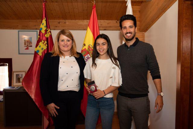 Reconocimiento deportivo a Ana Isabel Navarro Montilla, Foto 1