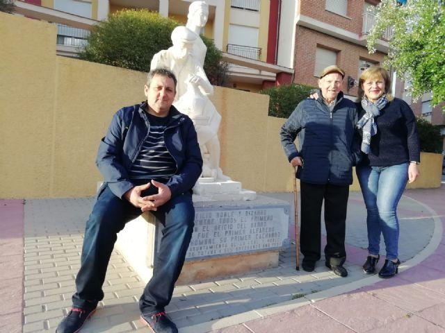 El Ayuntamiento efectuará un reconocimiento público a la familia de alfareros Tudela, que representa la séptima generación de este oficio en Totana, Foto 2