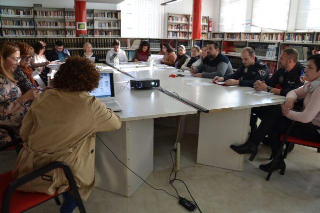 Reunión para la elaboración del Plan Comarcal de Prevención de Drogodependencias y Adicciones de la Mancomunidad de Servicios del Noroeste - 1, Foto 1