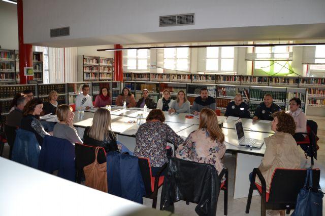 Reunión para la elaboración del Plan Comarcal de Prevención de Drogodependencias y Adicciones de la Mancomunidad de Servicios del Noroeste - 2, Foto 2