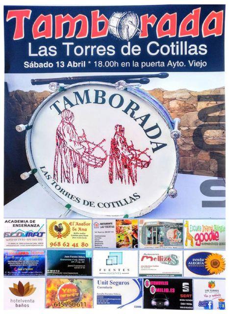 La Tamborada Torreña se prepara para una nueva edición 2019 - 1, Foto 1