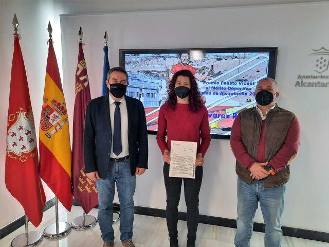 La triatleta Miriam Álvarez recibirá el Premio Fausto Vicent al Mérito Deportivo Ciudad de Alcantarilla 2020 - 3, Foto 3