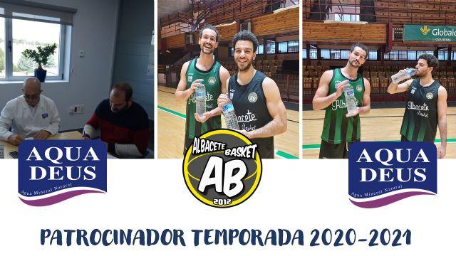 Los jugadores del Albacete Basket, Victor Ruiz de Carranza y Antón Bouzán Cumplido, Foto 1