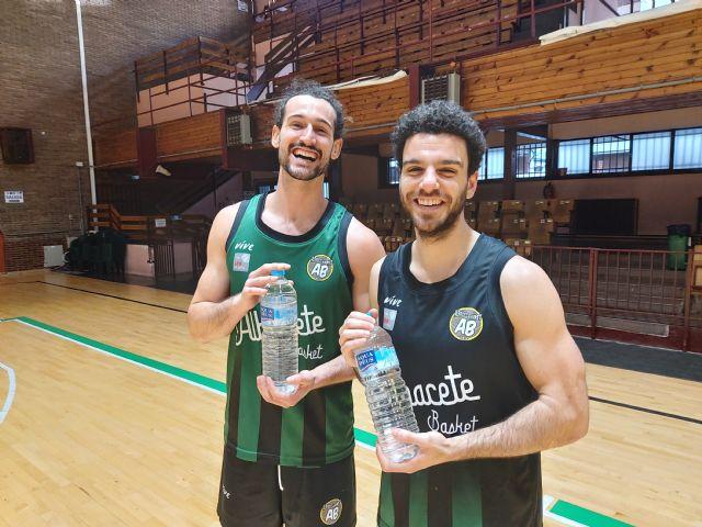 Aquadeus renueva su colaboración con el Albacete Basket - 2, Foto 2