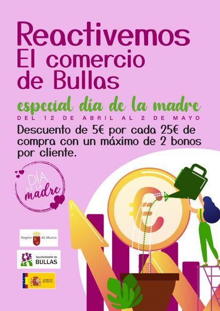 Campaña para la reactivación del comercio local especial Día de la Madre - 1, Foto 1