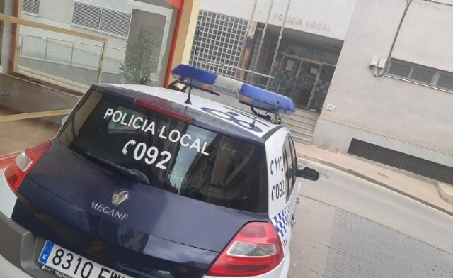 [La Policía Local detiene a cuatro personas por delitos contra la Seguridad Vial durante los días de la Semana Santa