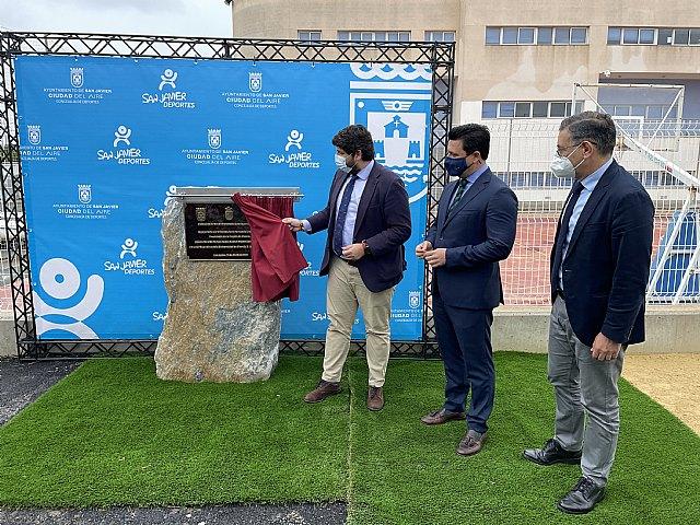 Inaugurado el Campo de Fútbol Universitario de Santiago de la Ribera - 1, Foto 1