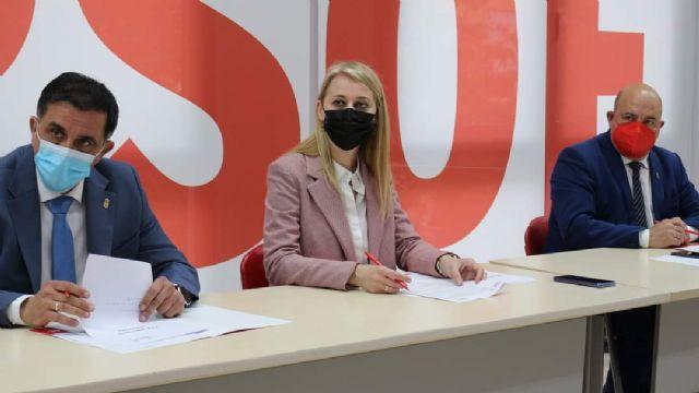 El PSOE de Alhama llevará al Pleno de abril una propuesta para fortalecer el Trasvase Tajo-Segura - 1, Foto 1
