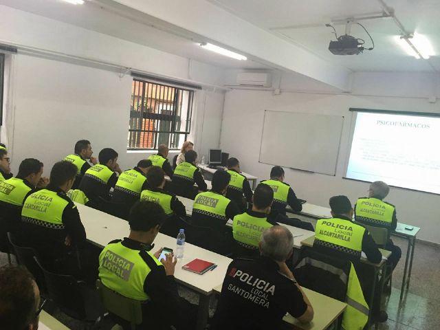 Agentes de la Policía Local han recibido formación específica en el uso y manejo del drogo test - 1, Foto 1
