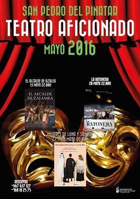 La Muestra de Teatro Aficionado de San Pedro pone en escena clásicos de Calderón,  Christie y Lorca - 1, Foto 1
