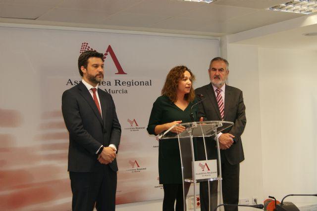 El PSOE reclama al Gobierno regional que no discrimine a Lorca en la atención sanitaria de urgencias, Foto 1