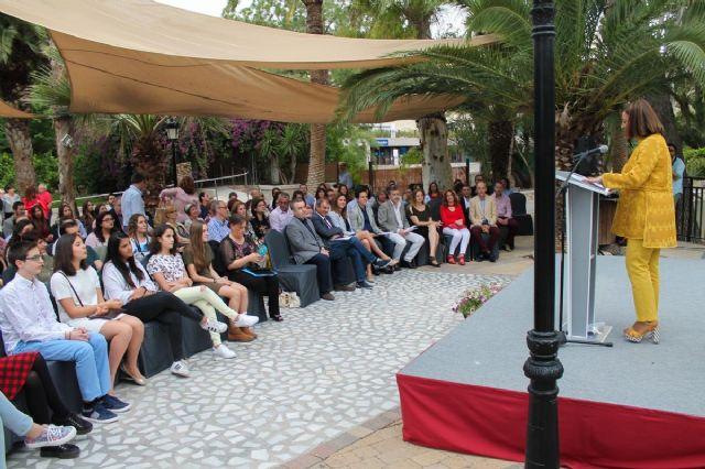 Entregados los premios del Concurso Nacional de Narración Breve 'Lorenzo Silva',  organizados por el Colegio El Ope - 1, Foto 1