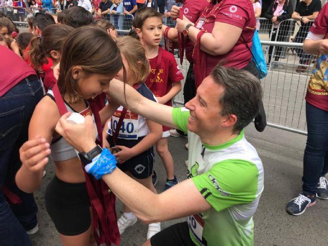 Fulgencio Gil adelanta que Lorca recuperará su propia prueba de Maratón el próximo año como evento dinamizador que ratificará nuestra capitalidad deportiva - 2, Foto 2