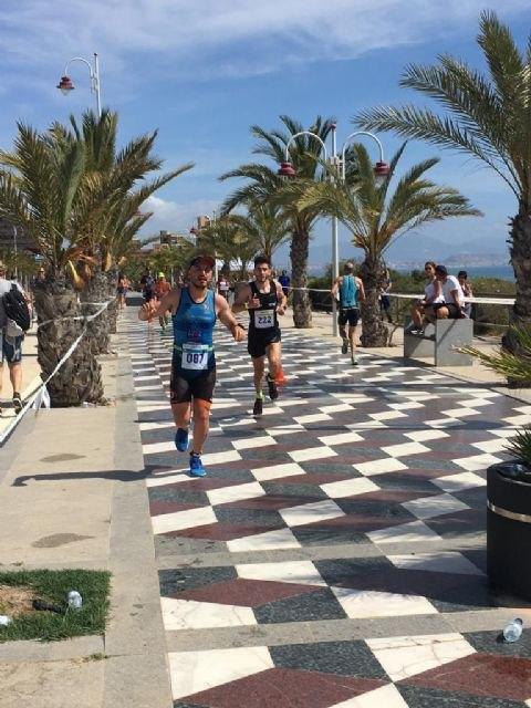 Componentes del Club Triatl�n Totana participaron en la XXIII subida a la Santa y V triatl�n ol�mpico Ciudad de Elche, Foto 5
