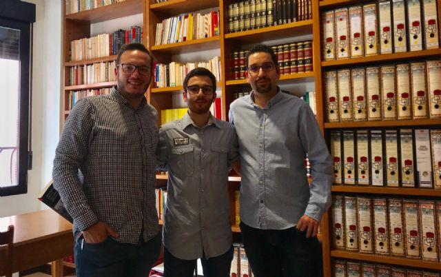 Antonio Palao Puche es el nuevo secretario de Juventudes Socialistas Yecla, produciendo un relevo generacional en la agrupación. - 2, Foto 2
